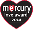 Newport Mercury Love Award 2014